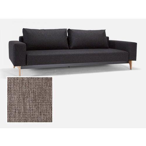 Sofa Idun szarobeżowa 521  745021521-03-745021-5-2, INNOVATION iStyle