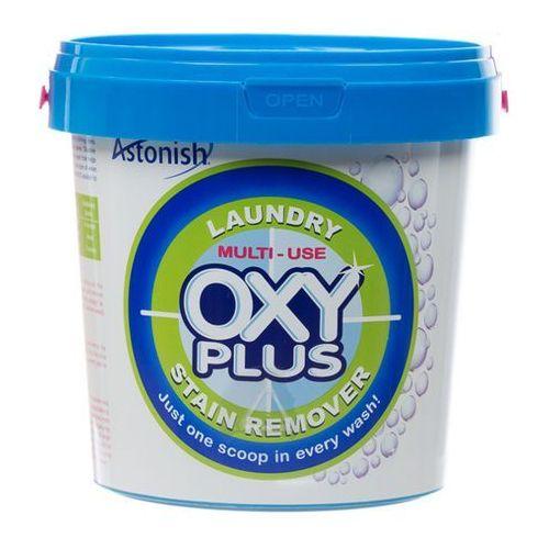 Towar ASTONISH 1kg Oxy plus Uniwersalny odplamiacz do prania z kategorii wybielacze i odplamiacze