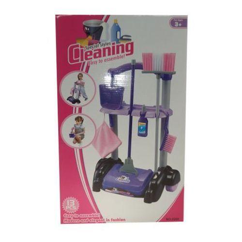 Zabawka SWEDE Zestaw Do Sprzątania oferta ze sklepu ELECTRO.pl