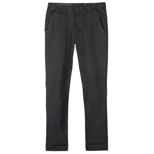 Produkt z kategorii- spodnie męskie - Michael Kors Chinosy szary