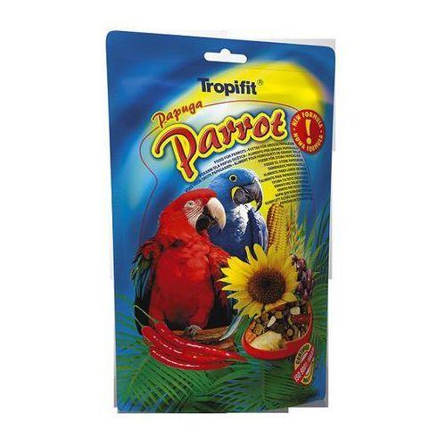 TROPIFIT Parrot pokarm dla papugi dużej 500g, Tropical