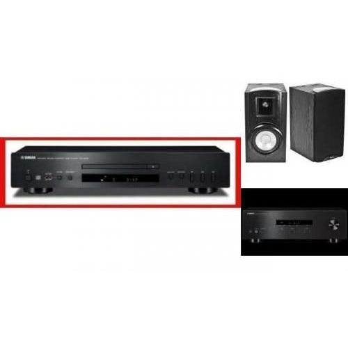 Artykuł YAMAHA R-S201 + CD-S300 + KLIPSCH B20 z kategorii zestawy hi-fi