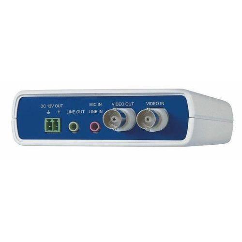 GEC-D2201AR Videoserwer z rozdzielczością D1, podwójny strumień H.264/MJPEG