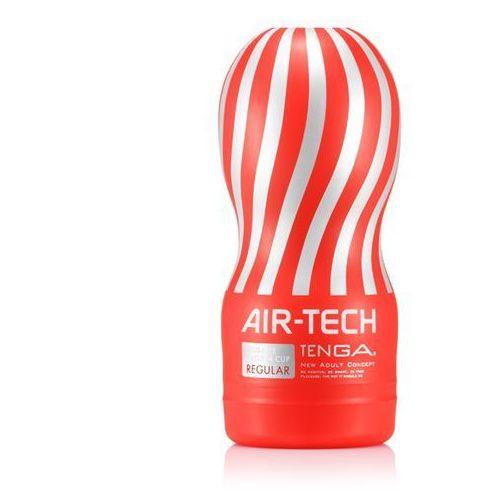Masturbator powietrzny - Tenga Air-Tech Reusable Vacuum Cup REGULAR - oferta [05e62573f7f1644f]