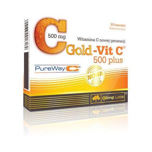 [kapsułki] OLIMP Gold-Vit.C 500 Plus Pure Way kaps. 3