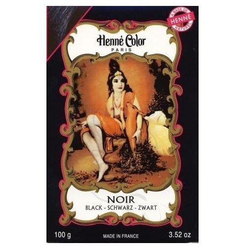Cosmetics Natural Colour Cream - Henna w proszku Noire/Czarny 100g - szczegóły w Pachnidełko