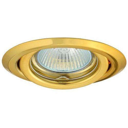 Superled Oprawa oprawka led halogenowa ruchoma okrągła kolor złoty OH15 0909 z kategorii oświetlenie