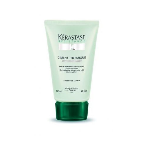 Produkt z kategorii- odżywki do włosów - Kerastase Resistance Cement Termiczny 125 ml