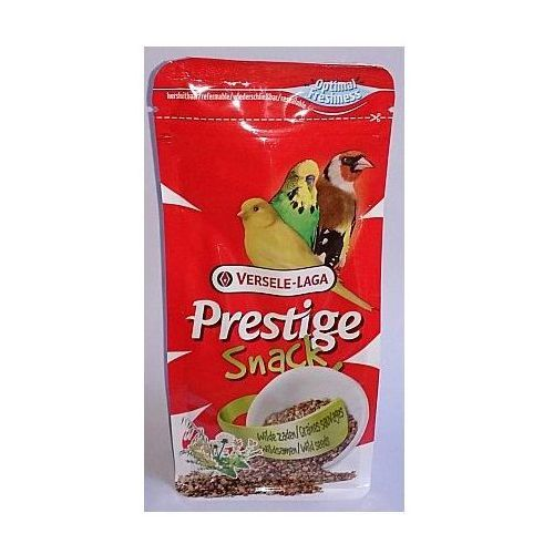 Prestige Snack Wild Seeds 125g przysmak z nasionami roślin dzikich dla ptaków, Versele-Laga
