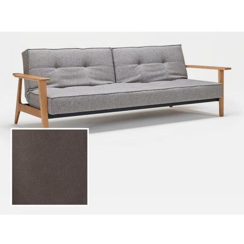 Sofa Splitback Frej brązowa 592  741010592-741027-5-741027020-2, INNOVATION iStyle