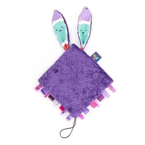 Sensoryczny króliczek- Kolorowe misiaczki Cuddly Zoo - produkt dostępny w CacuszkaMaluszka
