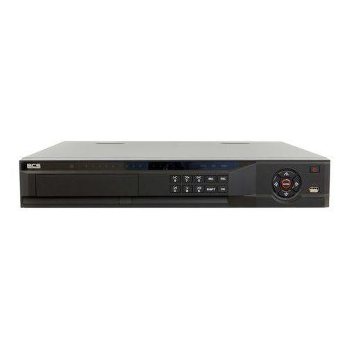BCS-DVR0804Q rejestrator cyfrowy 8 x Wideo - 4 x Audio - H.264 - VGA, HDMI, eSATA, USB 2.0
