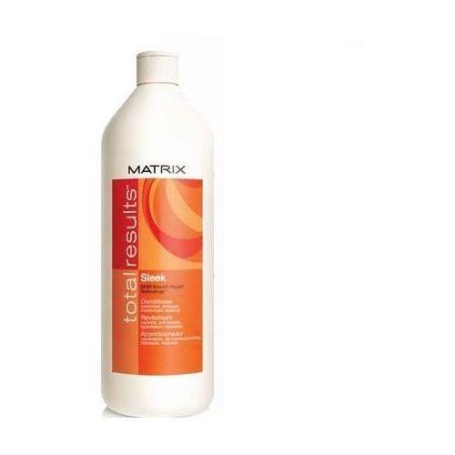 Matrix odżywka wygładzająca Sleek Conditioner 1000ml - produkt z kategorii- odżywki do włosów