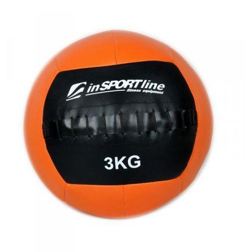 Piłka fitness inSPORTline Walbal 3 kg, produkt marki insportline