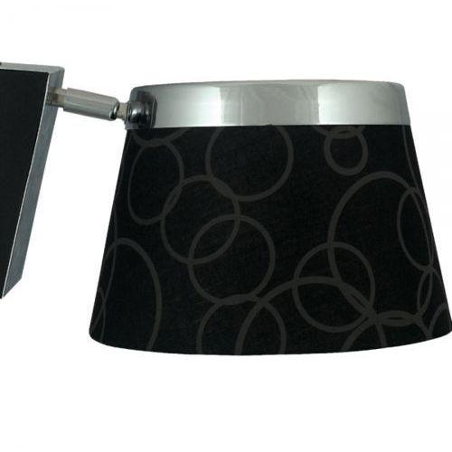 Produkt Kinkiet OPRAWA ścienna LAMPA nowoczesna IMPRESJA  21-46478 chrom czarny, marki Candellux