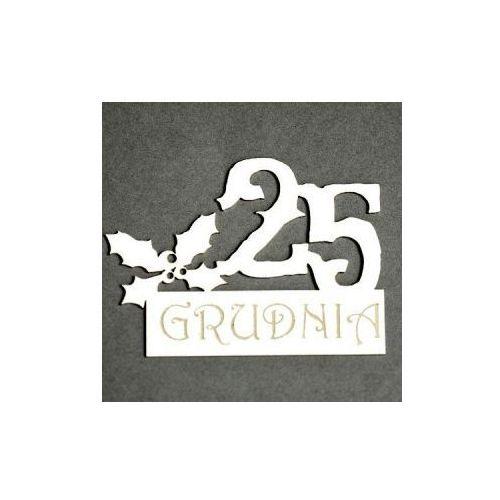 Oferta Kreatywne tekturki 25 GRUDNIA OSTROKRZEW