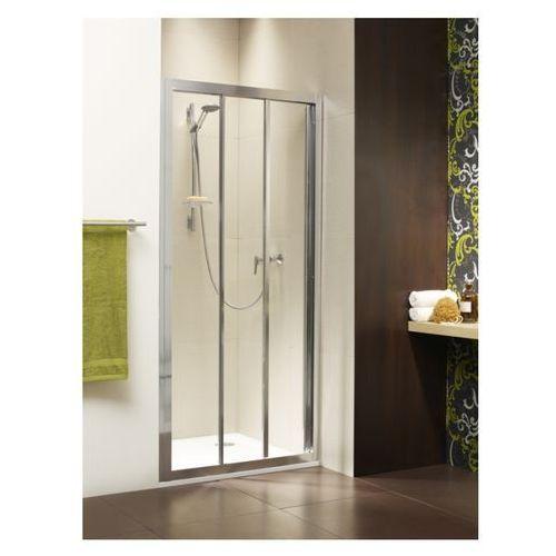 Oferta Drzwi wnękowe 90 Treviso DW Radaway (32303-01-01N) (drzwi prysznicowe)