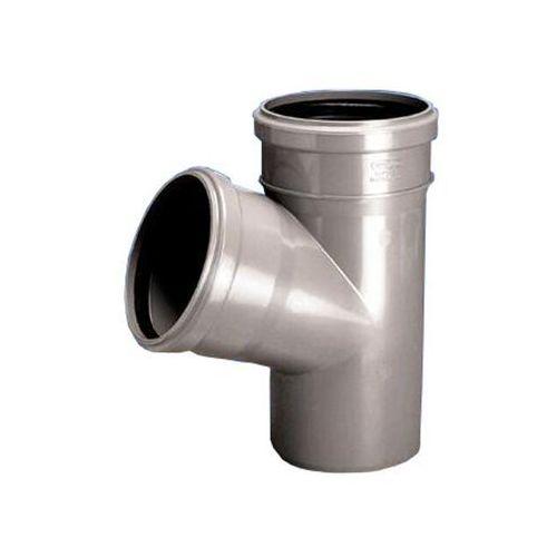 Trójnik PVC-U kan. wew. 50x50/67 p HT WAVIN ()