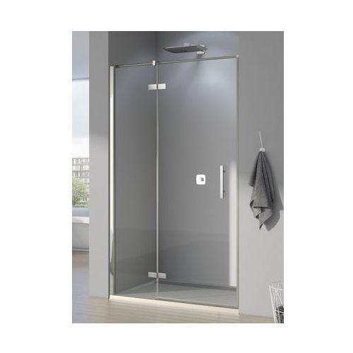 SANSWISS PUR Drzwi jednoczęściowe 100 lewe z elementem stałym PU13PG1001007 (drzwi prysznicowe)