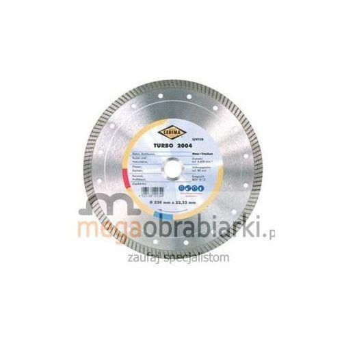 CEDIMA Diamentowa tarcza Turbo 2009 Bardzo cienka RATY 0,5% NA CAŁY ASORTYMENT DZWOŃ 77 415 31 82 ze sklepu Megaobrabiarki - zaufaj specjalistom