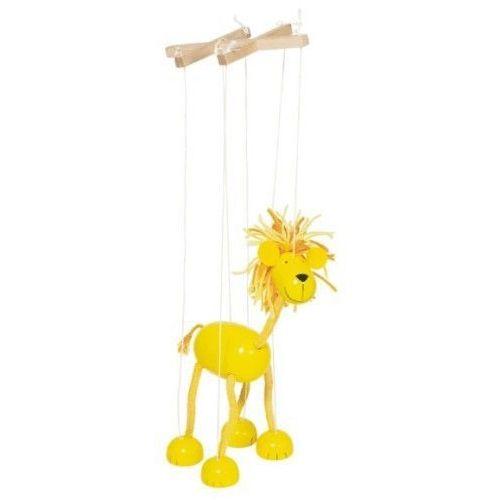 Marionetka dla dzieci- Lew (pacynka, kukiełka)