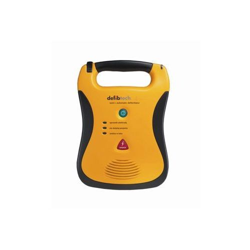 Defibrylator dwufazowy LIFELINE z baterią 7 letnią ! AED - produkt dostępny w SENDPOL24.pl