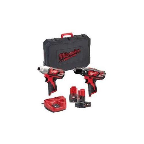 M12™ powerpack (1 x 2.0 Ah i 1 x 4.0 Ah), kup u jednego z partnerów