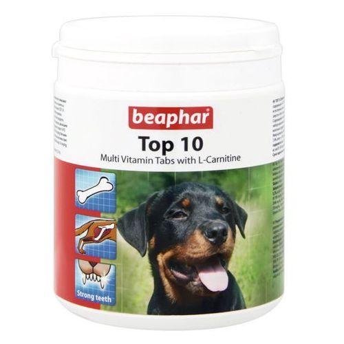 Artykuł TOP 10 750szt. - tabl.multiwitaminowe z karnityną z kategorii witaminy dla psów