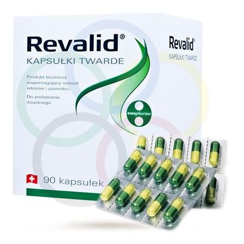REVALID x 90kaps., postać leku: kapsułki