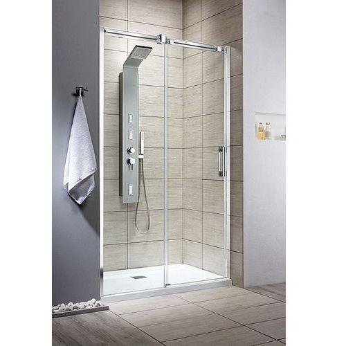 Espera DWJ Radaway drzwi wnękowe 109-111x200 lewa przejrzysta - 380111-01L (drzwi prysznicowe)