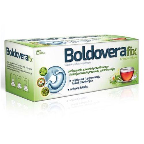 Herbatka boldoverafix 1,5 g x 20 sasz - produkt farmaceutyczny