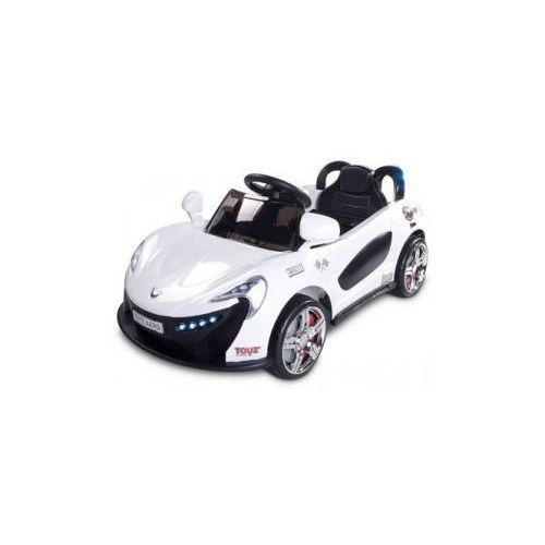 Caretero Toyz Samochód na akumulator Aero white ze sklepu sklep-dzieciecy-maksiu
