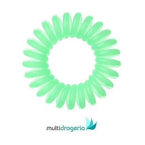 Oferta INVISIBOBBLE Apple Appeal Zielone pastelowe gumki do włosów 3 pack