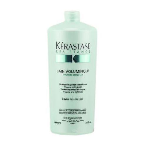 Kerastase RESISTANCE VOLUMIFIQUE THICKENING EFFECT SHAMPOO Szampon do włosów cienkich i delikatnych (1000 ml) - produkt z kategorii- odżywki do włosów