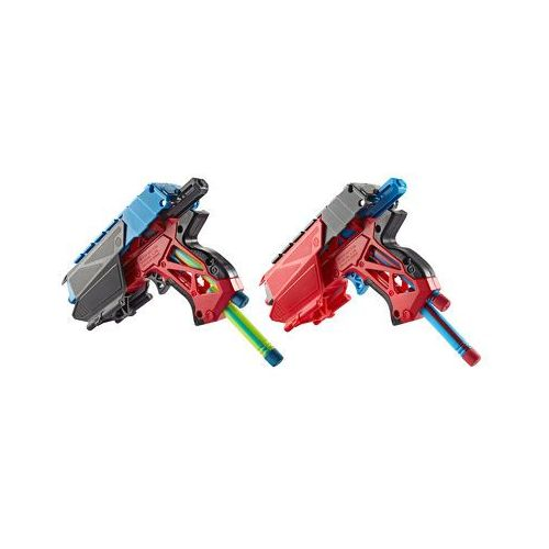 Produkt MATTEL BOOMco Dwie wyrzutnie Dual Defenders, marki Mattel