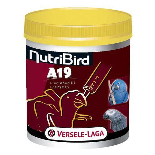 NUTRI BIRD - A19 - DLA PISKLĄT - ARA, ŻAKO - 800 G, NutriBird