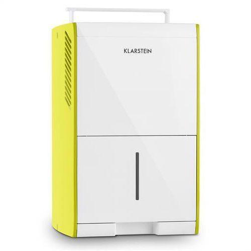 drybest 10 osuszacz powietrza pochłaniacz wilgoci filtr kompresor 10l /24 biało-zielonyzaryh od producenta Klarstein