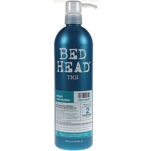 TIGI Bed Head Recovery Conditioner kosmetyki damskie - odżywka do włosów 750ml - 750ml - produkt z kategorii- odżywki do włosów