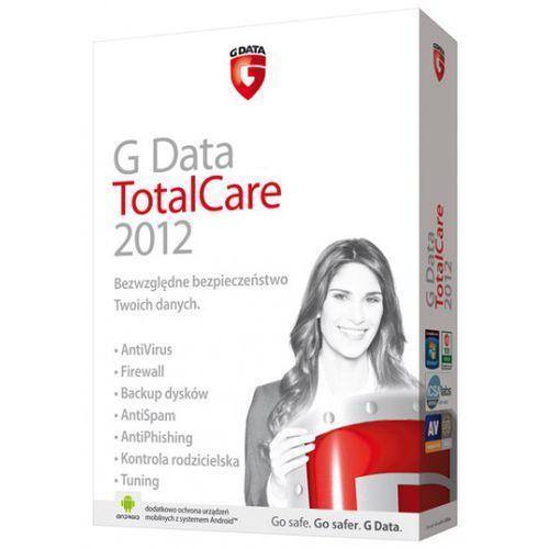 G data totalcare 2012 esd szkoła (100 stan) wyprodukowany przez G-data
