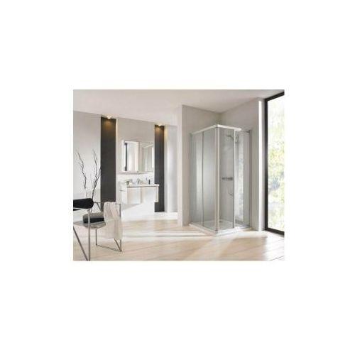 HUPPE CLASSICS ELEGANCE Wejście narożnikowe, drzwi suwane 2-częściowe (1/2) 501130 (drzwi prysznicowe)