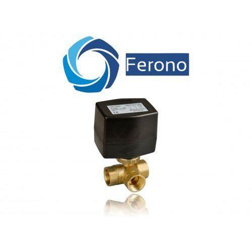 Ferono Zawór trzydrogowy do kurtyn powietrza z nagrzewnicą wodną  (zw3d)