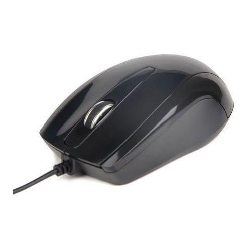 Gembird GEMBIRD myš MUS-U003, optická, USB, černá z kat. myszy, trackballe i wskaźniki