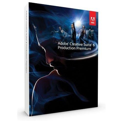 cs6 production premium v.6 win eng od producenta Adobe