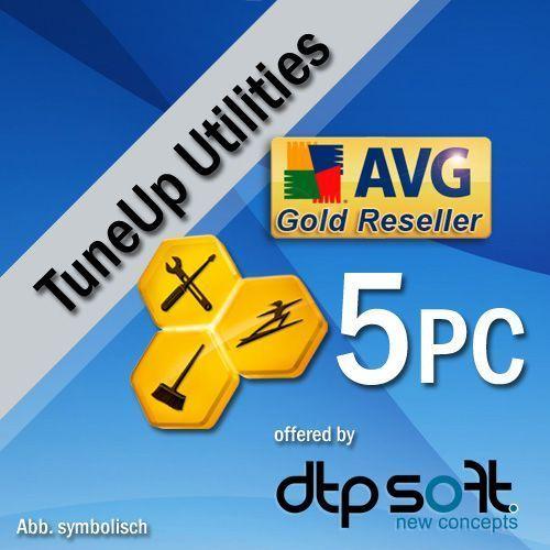 AVG TuneUp 5PC - oferta (05bb4474574514bd)