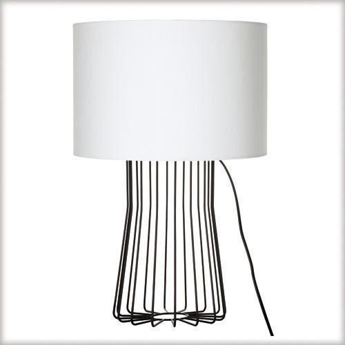 Paulmann Bresca lampka max. 60W E27 230V czarny/biały, metal+tworzywo ( P70183 ) z kategorii oświetlenie