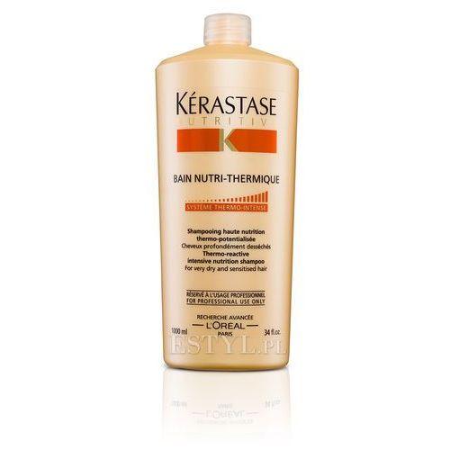 Kerastase Nutri Thermique - Kąpiel termiczna do włosów suchych 1000 ml - produkt z kategorii- odżywki do włosów