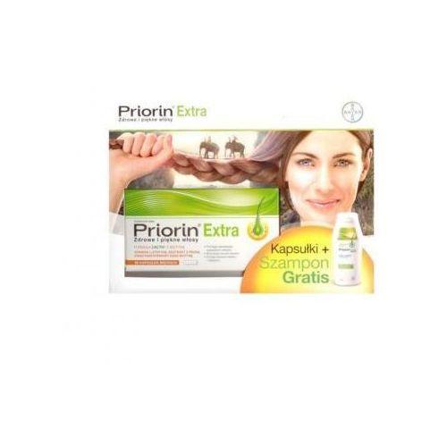 Priorin Extra kaps.x 60+Szampon x 200ml