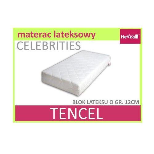 Produkt HEVEA MATERAC LATEKSOWY CELEBRITIES BABY 140X70