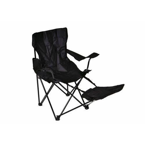 Krzesło turystyczne, wędkarskie z podnóżkiem - sprawdź w Centrum Dystrybucji i Logistyki MILLENNIUM