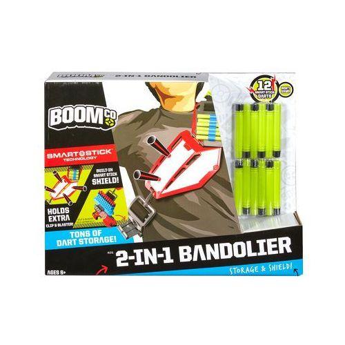 MATTEL BOOMco Akcesoria - Pas na rzutki 2 w 1, produkt marki Mattel